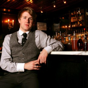 Bartendergästspel med Alex Day och Natasha David från Death & Co. och Nitecap i New York