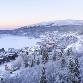 Probably in Åre